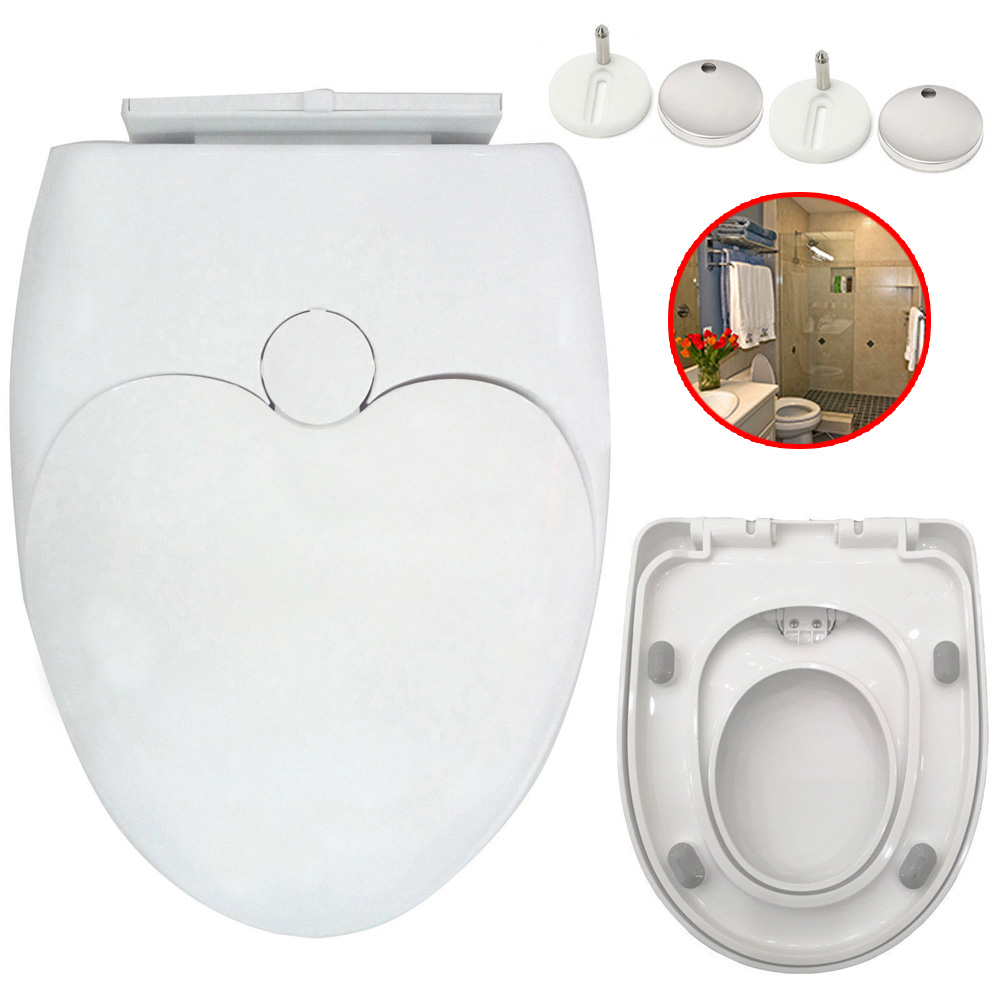 Brilliant 3 In 1 Luxury Soft Close Bathroom Family Child Toilet Seat Fixing Hinges Onthecornerstone Fun Painted Chair Ideas Images Onthecornerstoneorg